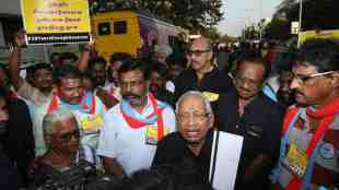 arputhammal, human chain protest, சென்னை, ராஜீவ் காந்தி கொலை வழக்கு