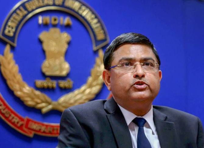 Ex-CBI Special Director Rakesh Asthana