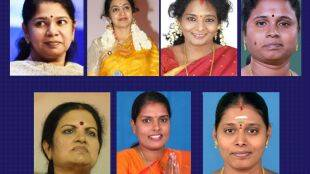 General Election Tamil Nadu Women Candidates list