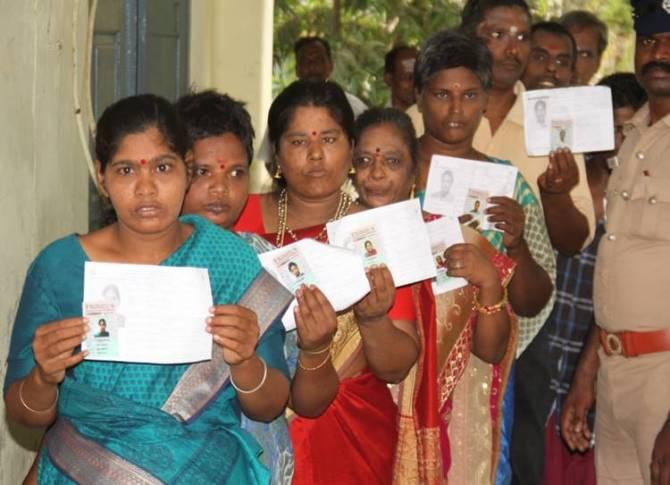By Election 2019 Tamil Nadu Live > <span class=