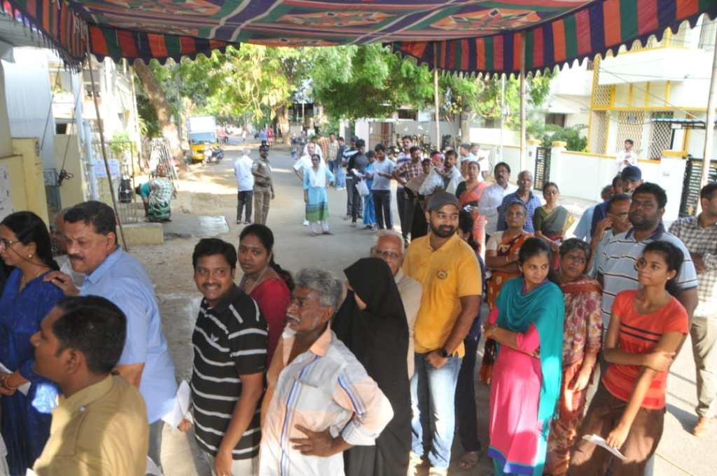 Tamil Nadu Lok Sabha Elections 2019