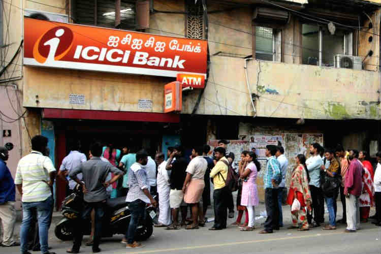 ICICI Bank Cardless Cash Withdrawal Process