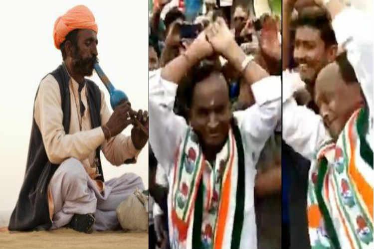 minister snake dance video