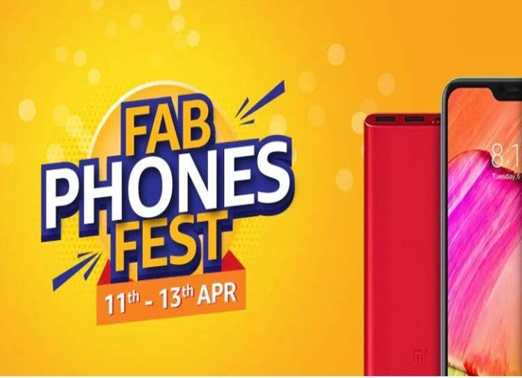 Amazon Fab Phone Fest 2019, Apple phones on offer sale