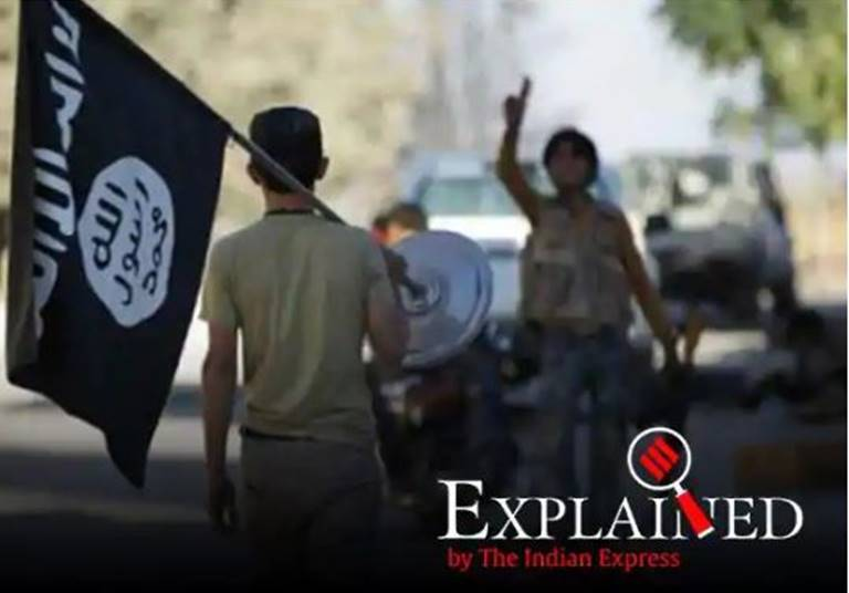 Influence of Islamic State