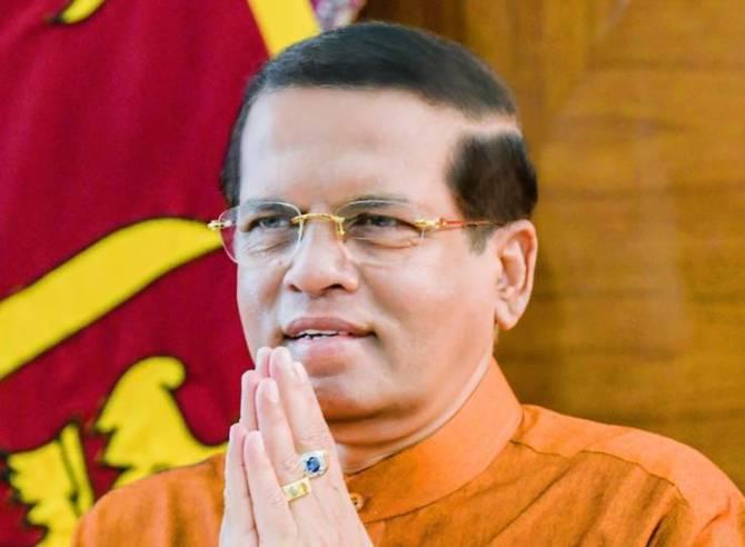 Sri Lanka blasts President Sirisena
