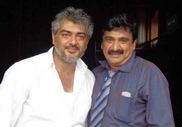 Ajith and Ramesh Kanna