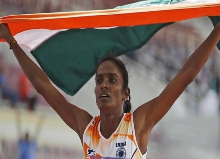 athlete gomathi