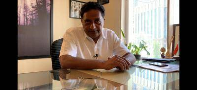 IE Tamil Exclusive: 'ஓட்டு உங்கள் மொழி… விட்டுடாதீங்க' – பிரகாஷ் ராஜ் வேண்டுகோள்