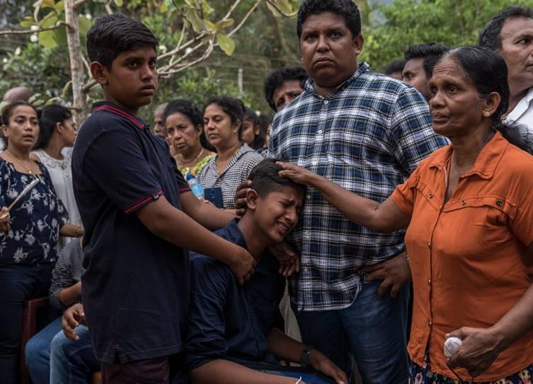 Sri Lanka Easter Sunday Bomb Blasts Kerala Woman Died