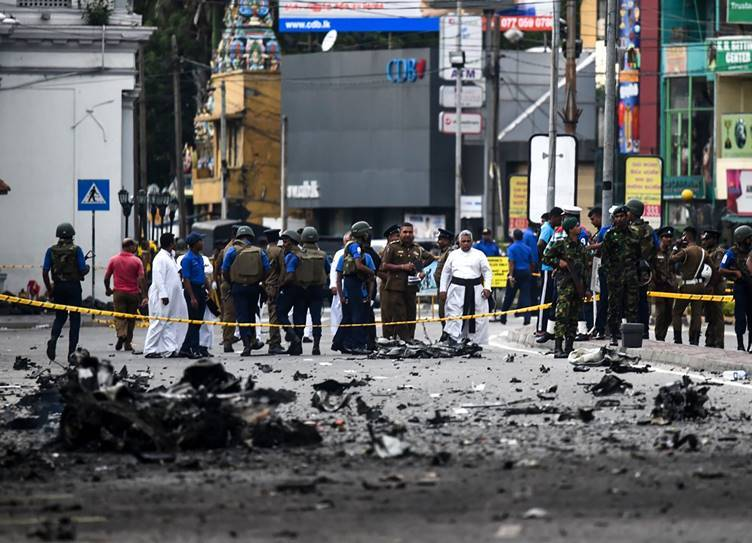 Sri Lanka Easter Sunday Attacks NIA Shared numbers of five locals linked to IS with Sri Lanka
