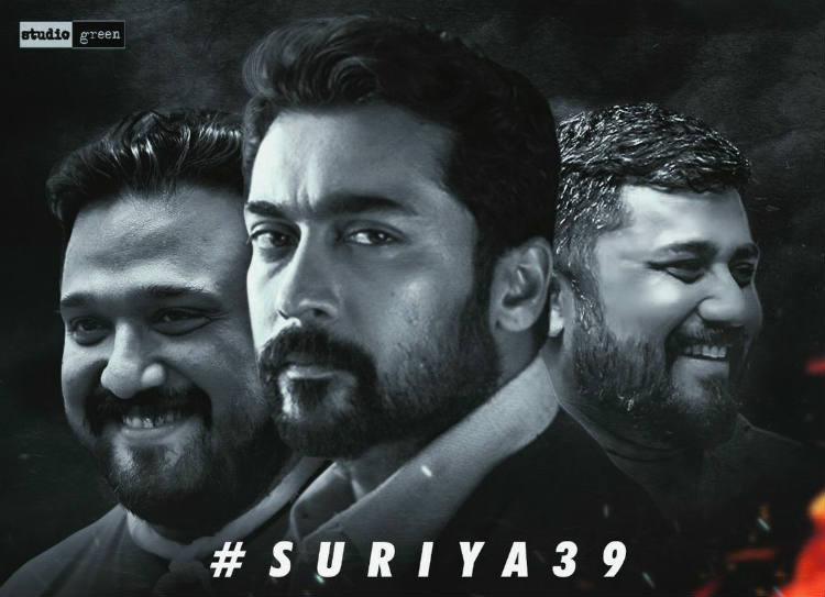 Surya 39 with siva