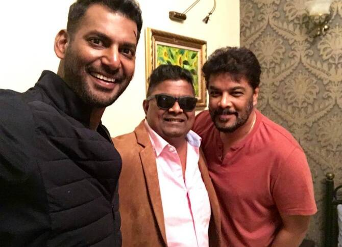 Vishal - Mysskin to start Thupparivalan 2