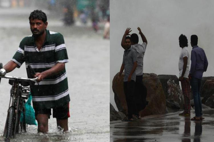 chennai weather, Cyclone Fani