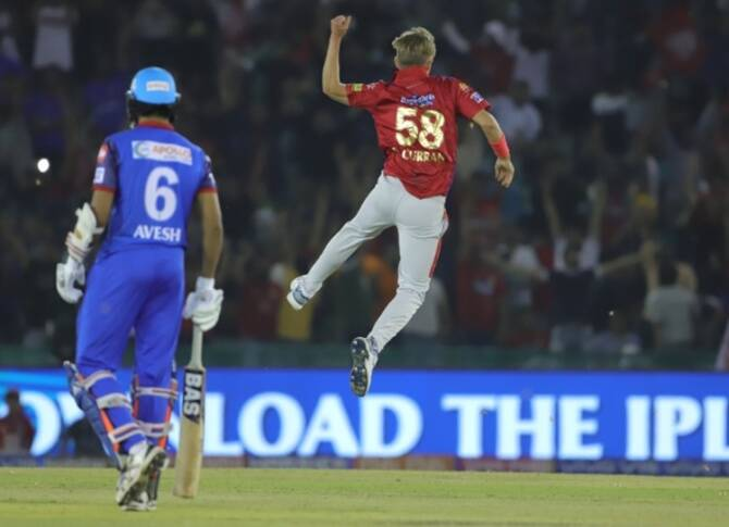 IPL 2019: KXIP vs DC