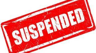 Police suspended at Chennai