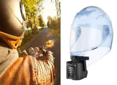 BluSnap Helmet Coolers