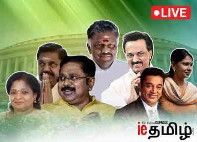 lok sabha election 2019 in tamil nadu, tamil nadu lok sabha election phase 2, தமிழ்நாடு மக்களவைத் தேர்தல் 2019, வாக்குப் பதிவு