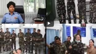 Viral Video Indian Air Force Doctors Dancing Pharrell Williams' Happy Album