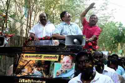 Chennai central constituencies