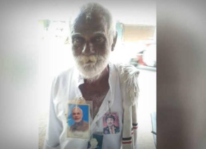 orathanadu old man murdered for support bjp