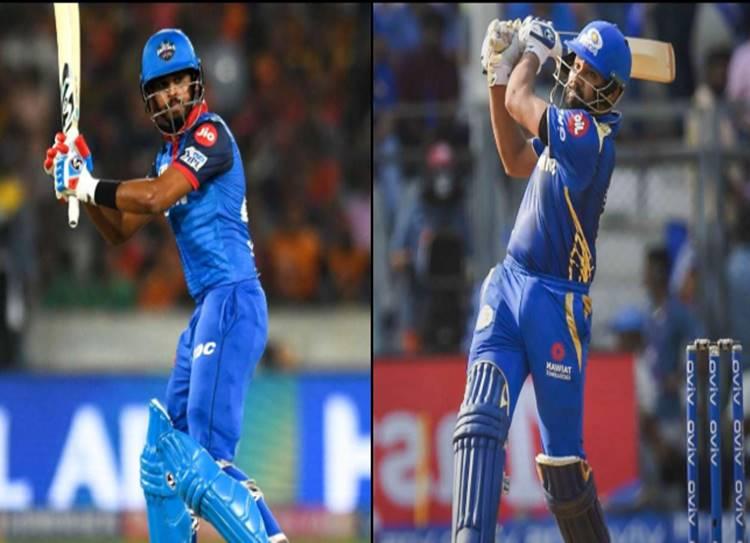 MI vs DC Live Score, IPL 2019 MI vs DC Live Score