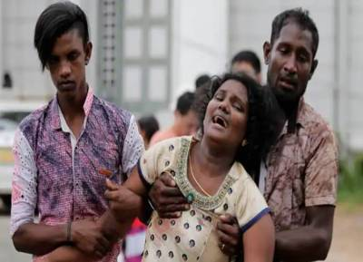 ISIS Claims responsibilities for srilanka attack