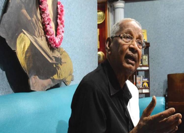 Plea against k veeramani dismissed by chennai highcourt