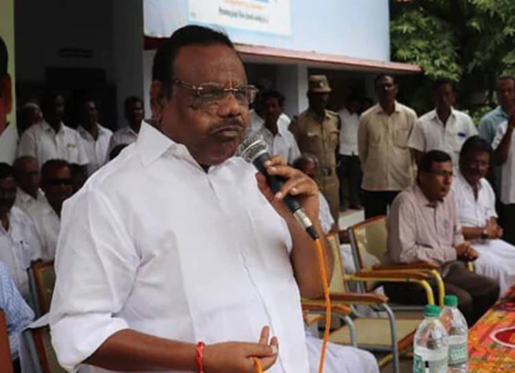 DMK files Complaint against Tamil Nadu Speaker Dhanapal