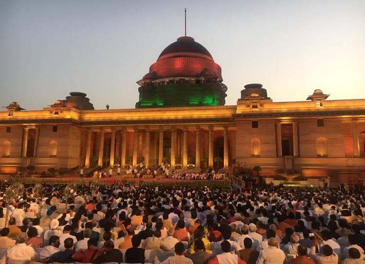 Prime Minister Narendra Modi Oath-taking Ceremony Photo Gallery