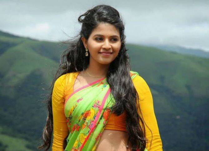 Anjali actress