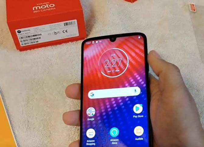 Motorola Moto Z4 Specifications 360-degree camera MotoMod, Motorola Moto Z4 Specifications, features, price, availability