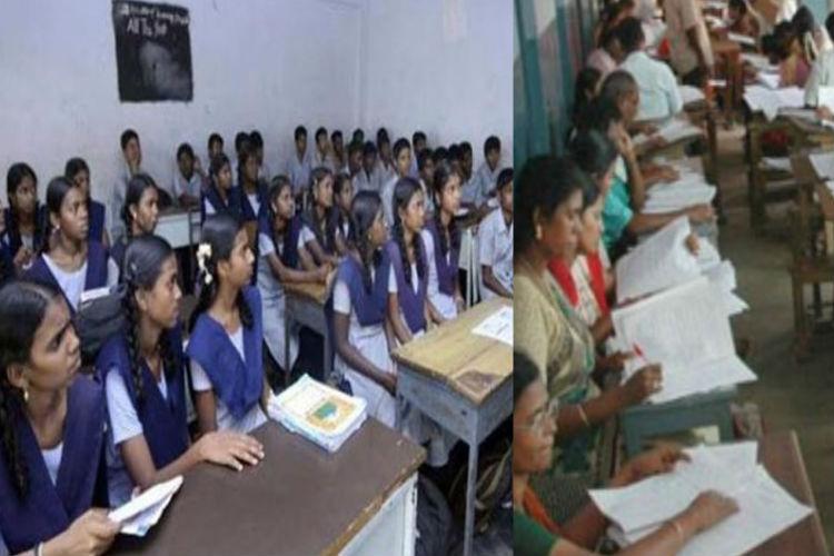 Tamil Nadu teachers
