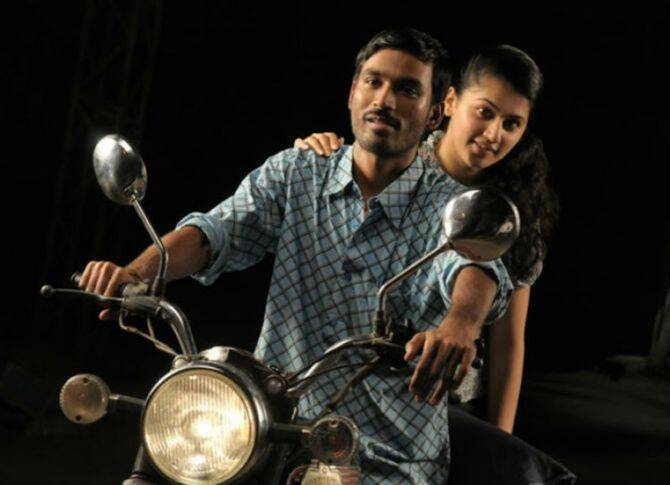 game over trailer, tapsee, dhanush
