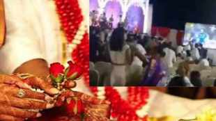 ipl, wedding reception, mumbai indians, chennai super kings, viral, video, cricket, ஐபிஎல், கிரிக்கெட்