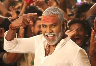 raghava lawrence donates 50 lakh to amma canteen