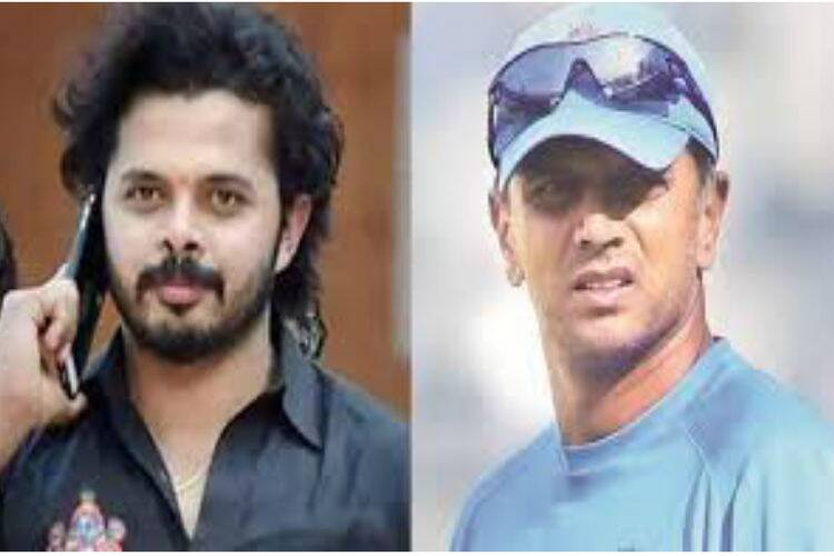 Sreesanth abused Rahul Dravid in public, says Paddy Upton in his ...