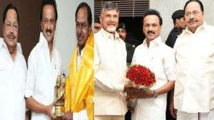 Duraimurugan meets AP CM