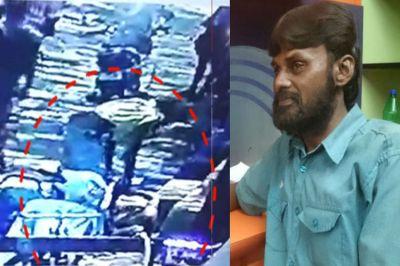 Francis Kiruba case CCTV Footage