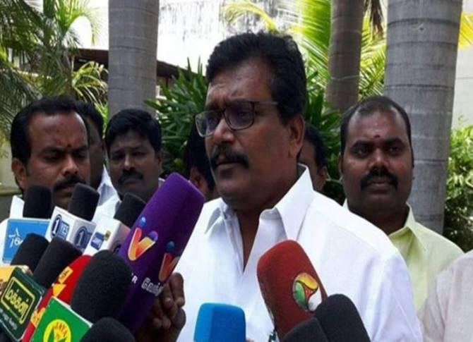 ammk Thanga Tamil selvan demand dmk support remove admk government - 'திமுகவுடன் இணைந்து ஆட்சியை அகற்றுவோம்' - தங்க தமிழ்செல்வன் ஓபன் டாக்!