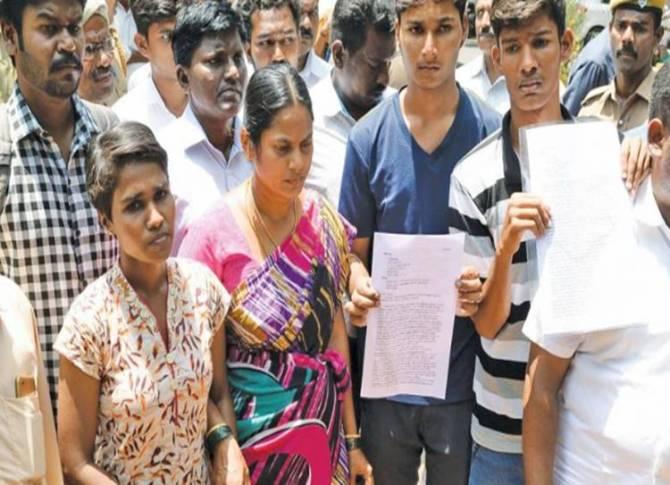 lottery owner martin's cashier death case chennai high court demand detail report