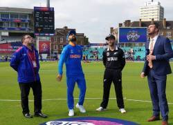 Cricket world cup 2019, IND vs NZ warm-up game
