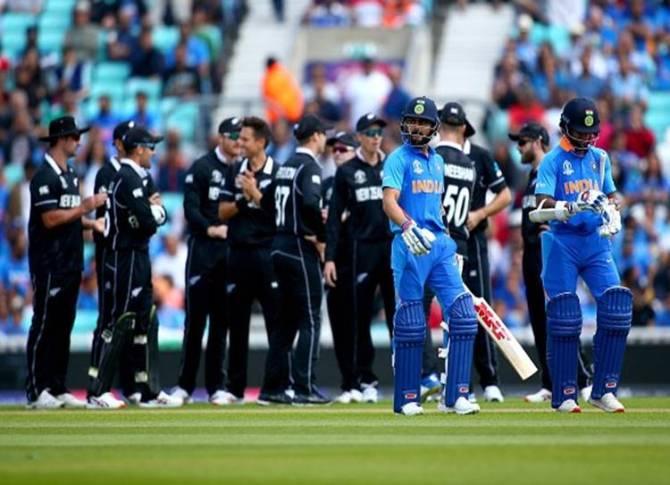 Ind vs NZ world cup 2019 live updates