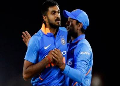 Vijay Shankar Addresses Ambati Rayudu's 3D Tweet World Cup 2019