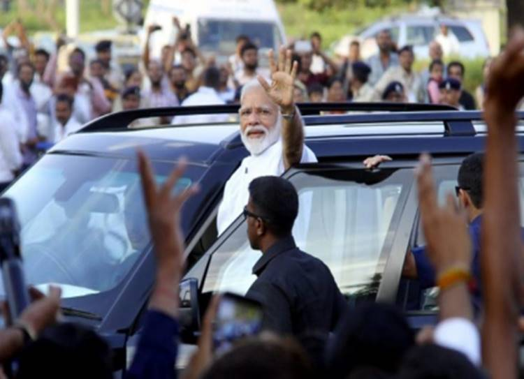 Modi-Xi Jinping Mamallapuram summit, Day 2