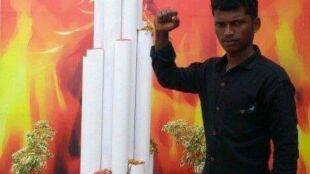Ashok murdered