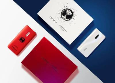 Realme X Spiderman Edition Smartphone Specifications, Price, Camera features, Launch