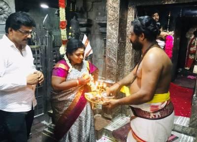 Happy Birthday Tamilisai Soundararajan
