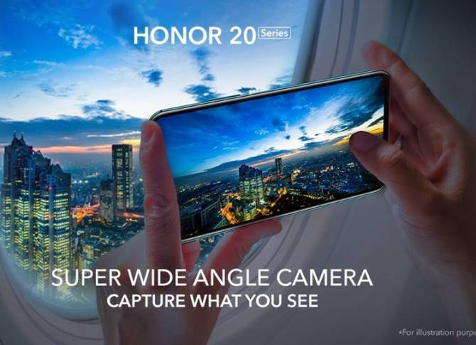 Honor 20 pro, honor 20 , honor 20i smartphones specifications price