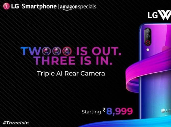 Budget Smartphones LG W10, W30, W30 Pro Sales, Availability, Price